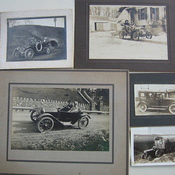Antique Framed Cars that were with the Marsh Motor Car Co. Album - Classic Cars