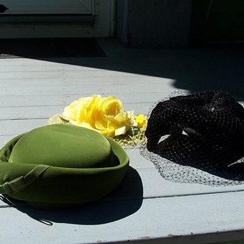 Vintage hats - Hats