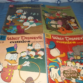 Walt Disney's Comics and Stories - Comic Books