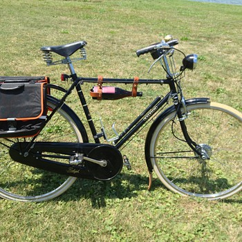 1952 Raleigh DL1 Tourist - Sporting Goods