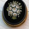 Victorian micro mosaic brooch