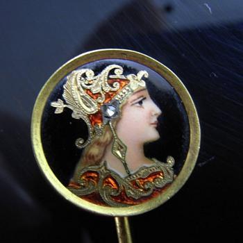 THE MOST BEAUTIFUL STICK PIN - Costume Jewelry