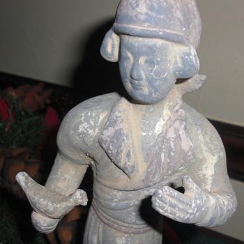 Tang pottery - Asian
