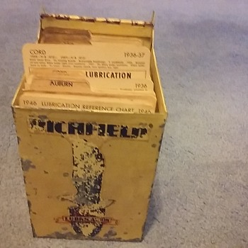 Lubrication box