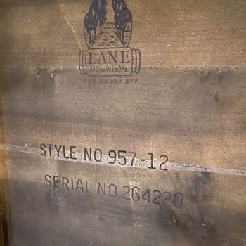 Old Lane drop leaf coffee table - Furniture