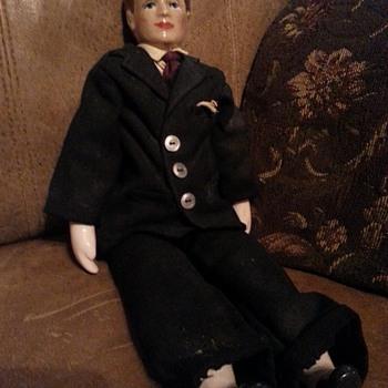 """18"""" Male China Doll"""