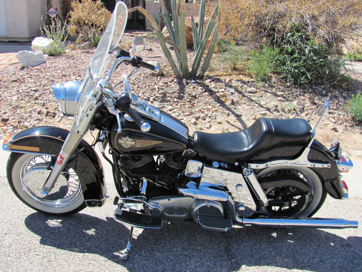 1984 Harley Davidson Electra-glide Special Edition RARE FLHX | Collectors  Weekly