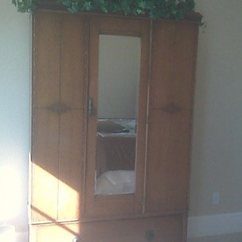 Armoire - Furniture