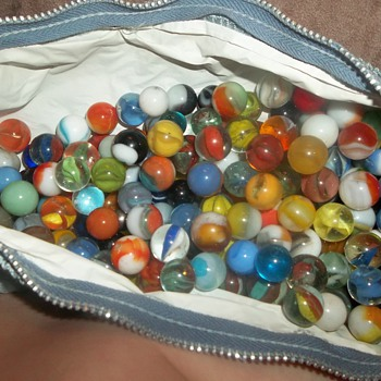 MORE Mystery Marbles - Art Glass