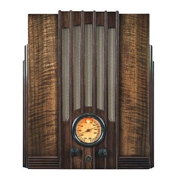 "A 1934 AWA Radiolette R27 ""Empire State"" Radio - Radios"