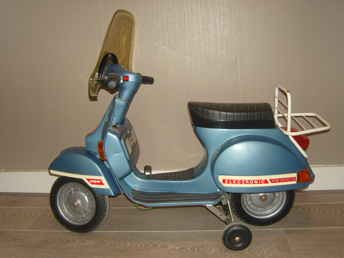 Peg Perego Vespa Px Free Download Px200e Wiring Diagram 200 E Electronic 80 Collectors Weekly
