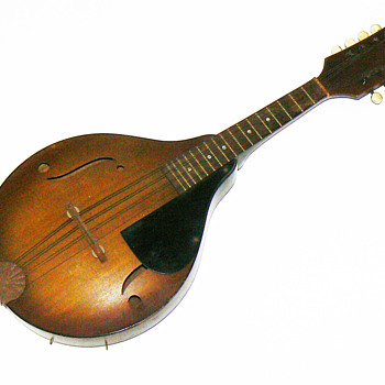 Stradolin mandolin  - Guitars