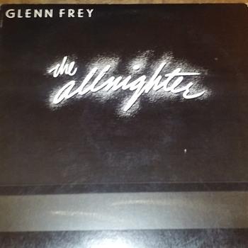 Mr. Glenn Frey....On 33 1/3 RPM Vinyl - Records