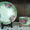 Lefton and Elizabethan Cups & Saucers