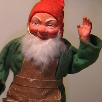 1920's-1930's German Elf Candy Container
