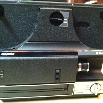 Bell & Howell Autoload 8mm/Super-8 Projector