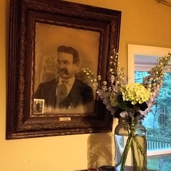 antique family portrait - Photographs