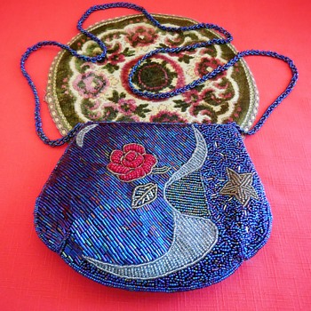 Small Beaded Handbag/purse Another Salem Oregon Find! :^) - Accessories
