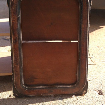 Antique Mirror Frame - Furniture