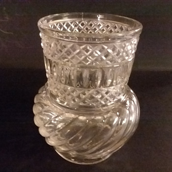 EAPG spooner(?) - Glassware