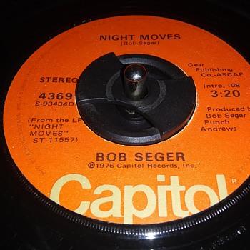 45 RPM SINGLE....#200 - Records
