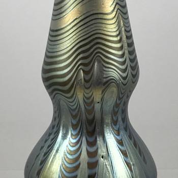 Loetz Phänomen Genre 8058, PN I-8058, ca. 1900 - Art Glass
