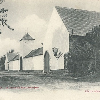 WATERLOO - LA FERME DE MONT-ST-JEAN - Postcards