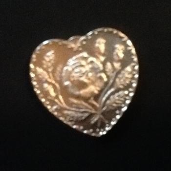 A silver heart - Silver