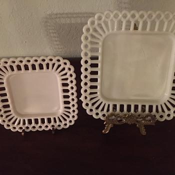 My great great grandmothers china - Art Glass