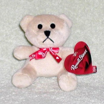 Russell Stover Mini Valentine Bear - Advertising