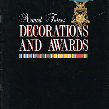 Armed Forces Decorations and Awards