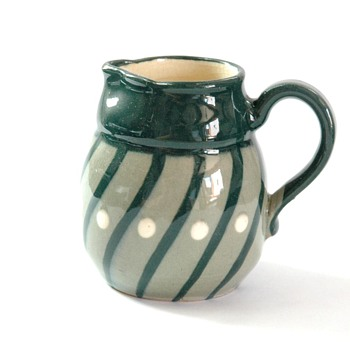 miniature jug by leon elchinger - Pottery