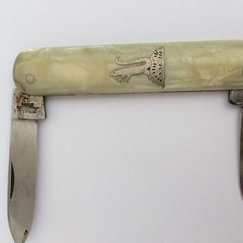 Joseph Allen & Sons Non XLL pocket knife