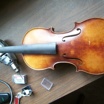 Andreas Morelli Violin - Musical Instruments