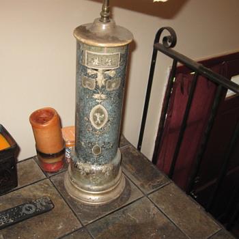 CHERUBS ANGEL LAMP - Lamps