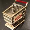 Ralph's Grocery Shopping Cart Fridge Magnet!