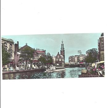 """""""SINGEL WITH MINTTOWER"""" (SINGEL MET MUNTTOREN) - Postcards"""