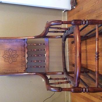 Great grandmas chair