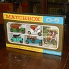 Matchbox Monday Magnificent Models Famous Cars of Yesteryear Gift Set G-5