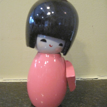 Kokeshi Doll part two - Dolls
