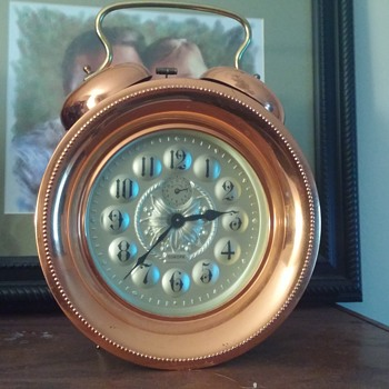 Europa Clock West Germany - Clocks
