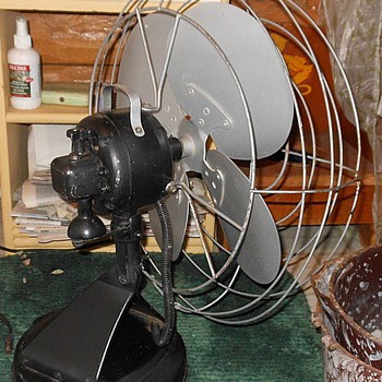 Mimar Electric Fan - Tools and Hardware