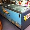 Vintage 1950's Pepsi Cola Cooler Machine Chest WORKS & Gets Cold