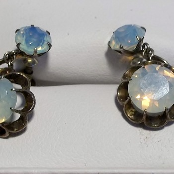 My favorite antique earrings - Costume Jewelry