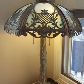 Italian Reproduction or Genuine? - Lamps