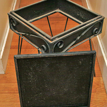 Metal box? - Furniture