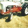 1957 800 Ford restored ...Jim Armstrong