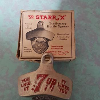 StaRR X 7up - Bottles