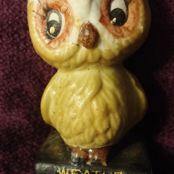 Weather Owl - Figurines