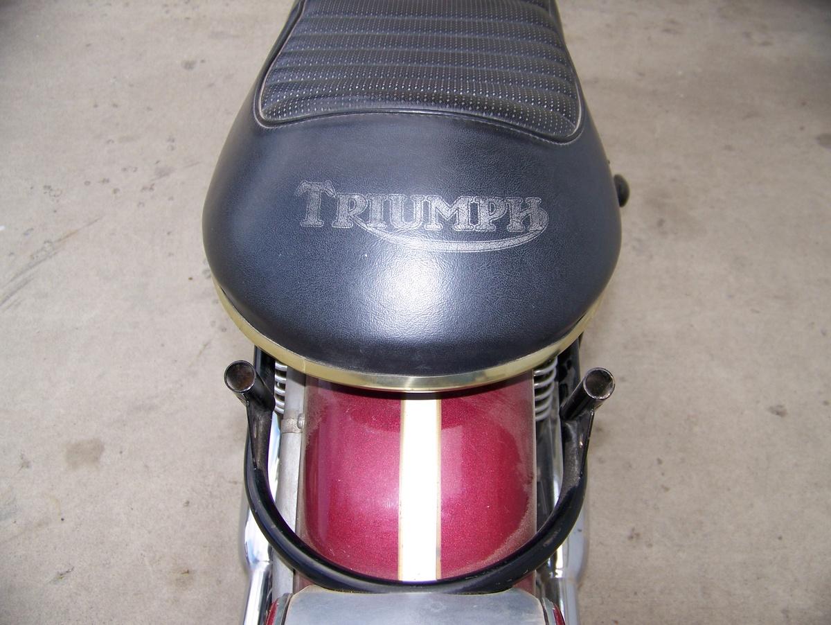 Rare 1970 Triumph Bonneville 750 Only All Original In Existence